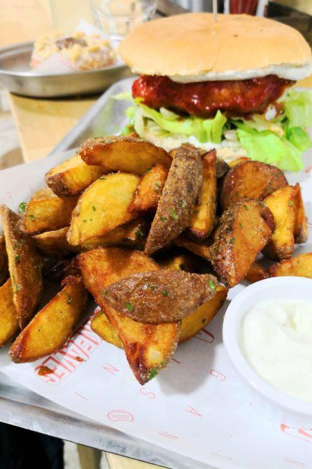 Lunch at Take a Veg Vegan Restaurant in Dublin